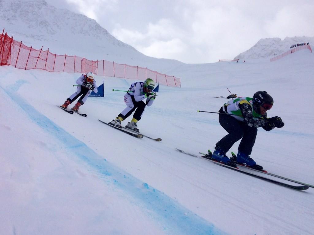 Thomas Zangerl aus Walchsee belegte Platz 3 beim Europacup